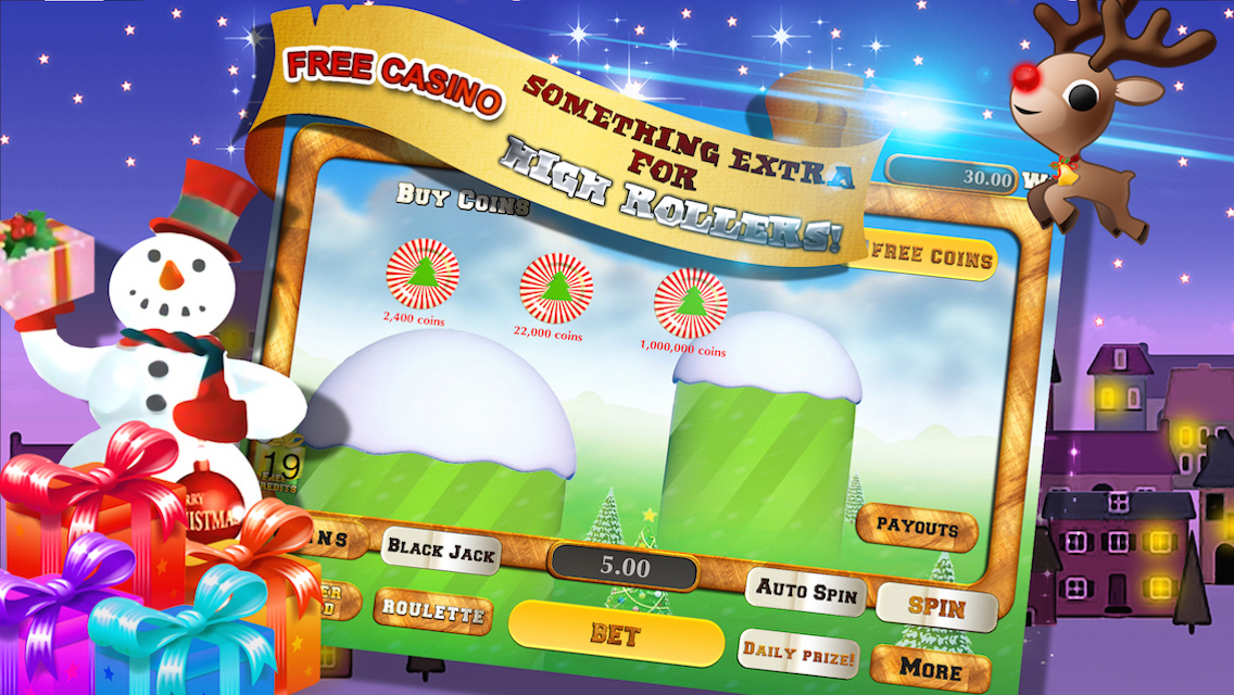 Check Out Santas Surprise Slots with No Download