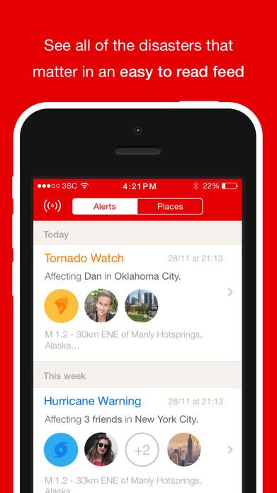Emergency by American Red Cross Screenshot