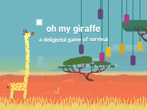 oh my giraffe Screenshot