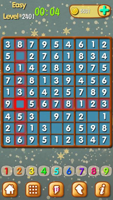 Ace Sudoku Screenshot on iOS