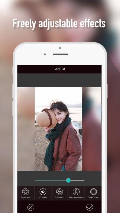 Blurred Border Photo Editor App | Amtframe org