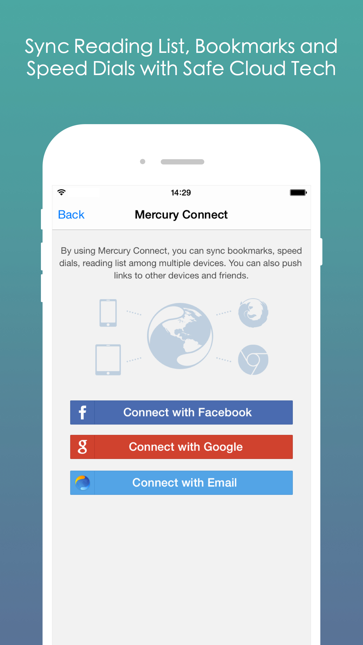 Mercury Browser Pro - The best web browser for iOS screenshot-3