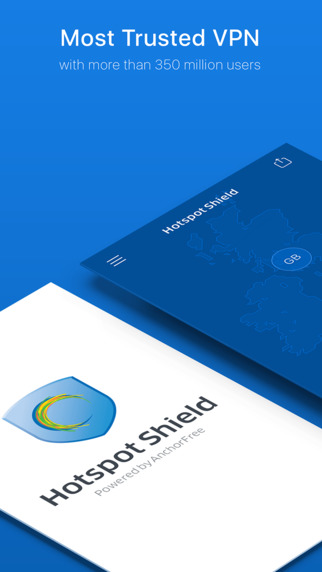 Hotspot Shield Free VPN Proxy   Best VPN to Access Internet