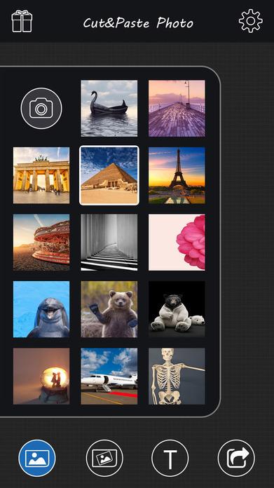 Cut & Paste Photo Blender - Pics Background Eraser Screenshot