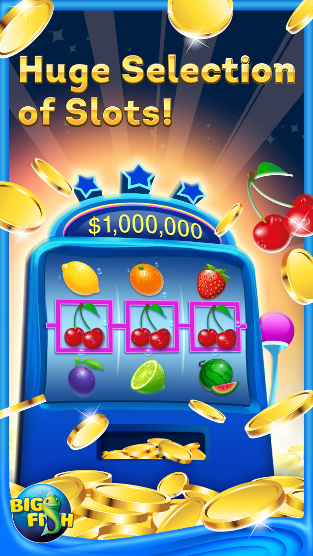 Big fish casino home page