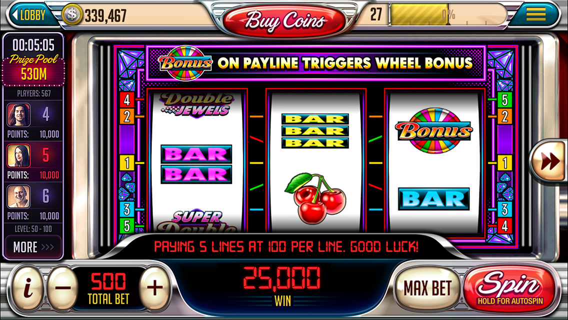 Classic slots vegas casino free coins