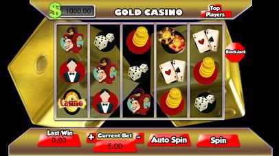Abby Gold Casino Screenshot on iOS