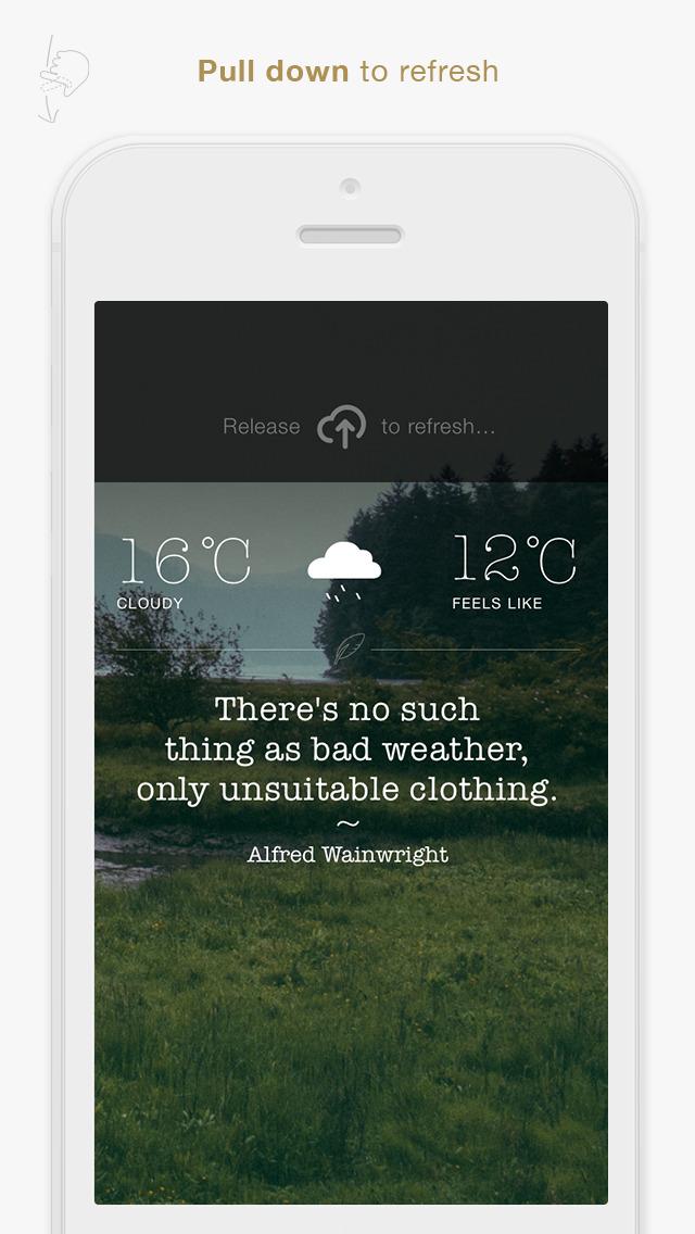 Weathergram – Nature Lovers Will Love It! screenshot-4