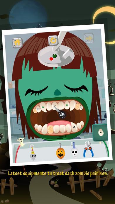 Halloween Scary Dentist Screenshot on iOS
