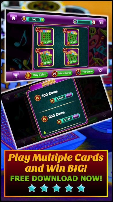 No Deposit Bingo Games