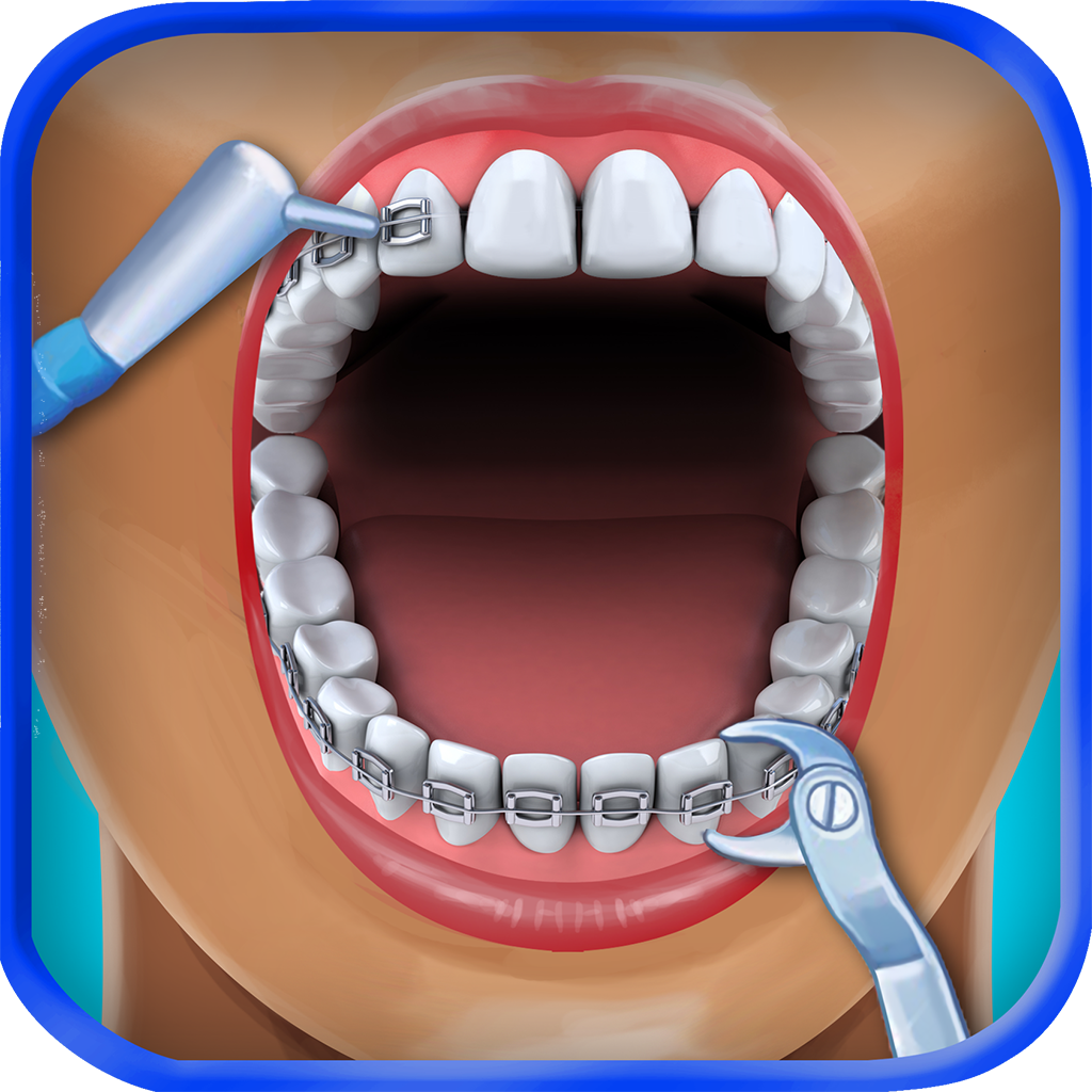 brace face extreme medical surgery teeth doctor games revenue