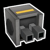 沙盒塔防游戲 Block Fortress