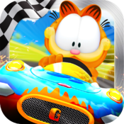 加菲貓卡丁車 Garfield Kart