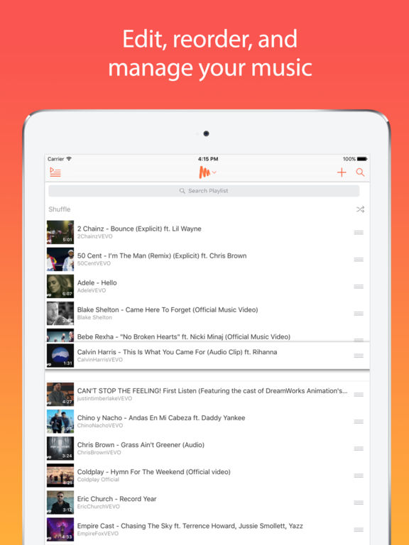 Musi - Unlimited Free Music For YouTube Screenshot