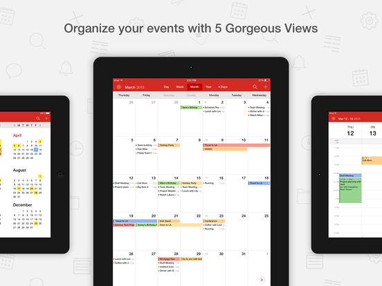 Tiny Calendar.The Best Calendar Apps For Iphone Apppicker