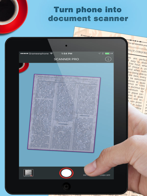 PDF Scanner OCR - Best Document Scanner App To Scan Book & Photo