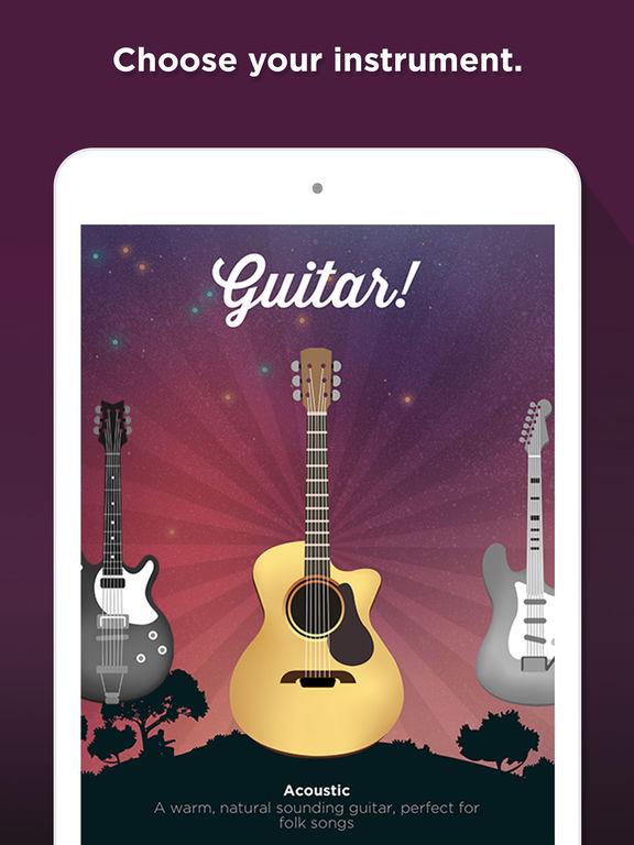 guitar by smule screenshot. Black Bedroom Furniture Sets. Home Design Ideas