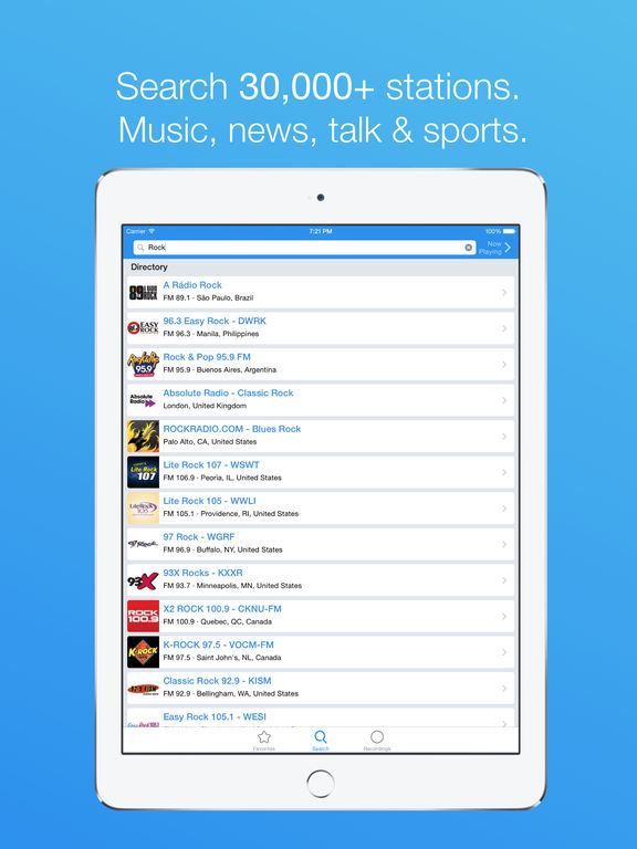 Free Sports Radio App For Iphone