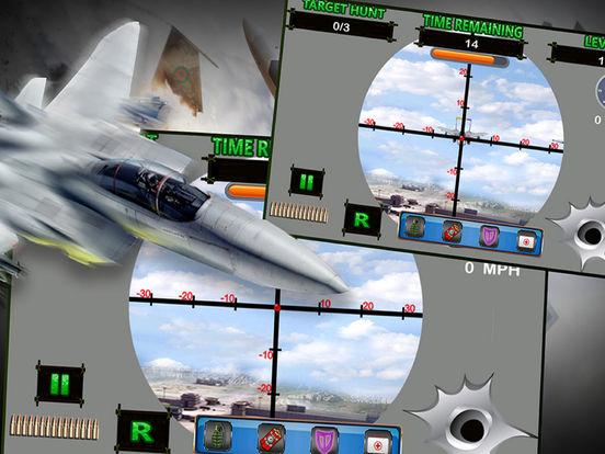 Jet Shooter Clash - A Full Clan-ipad-2