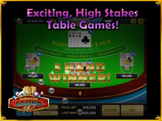 21 plus 3 casino game