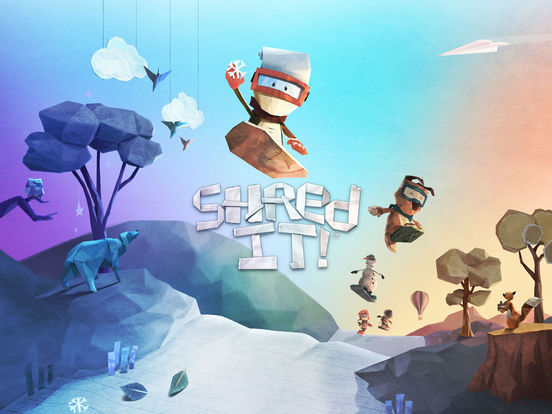 Shred It! Screenshot