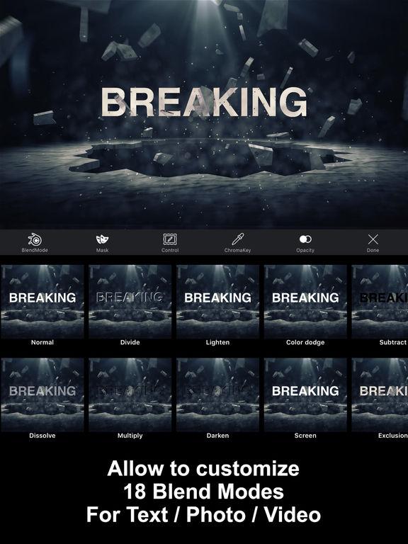 IntroMovies - Intro maker designer for iMovie (HD) IPA