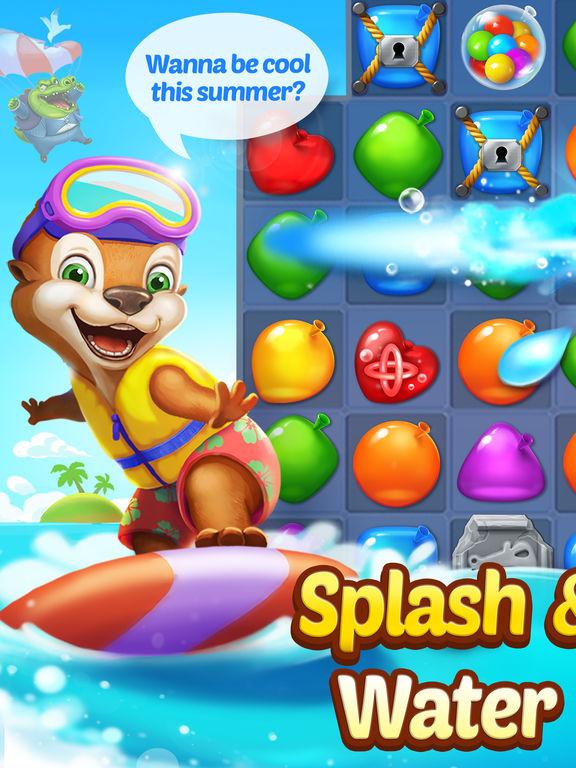 Splash Game