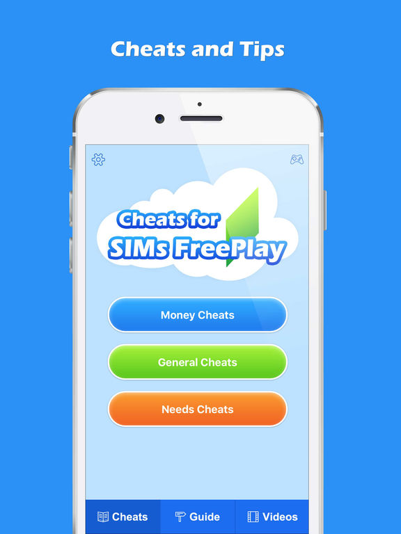 cheat codes for sims freeplay ios