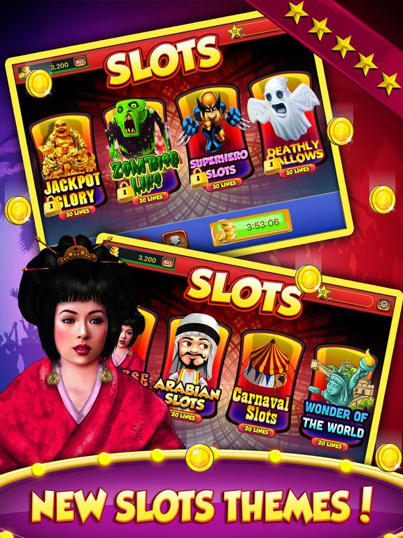 Free Slots Machines Games - Best Spin Casino in Las Vegas-ipad-2