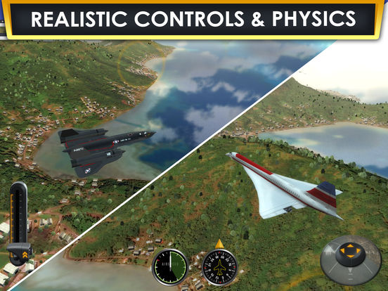 The best flight simulators for iPhone - appPicker
