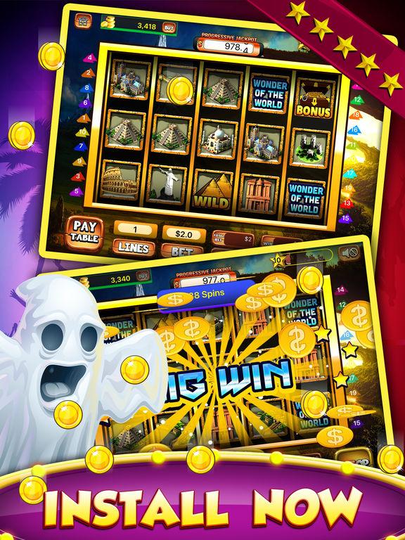 Free Slots Machines Games - Best Spin Casino in Las Vegas-ipad-0