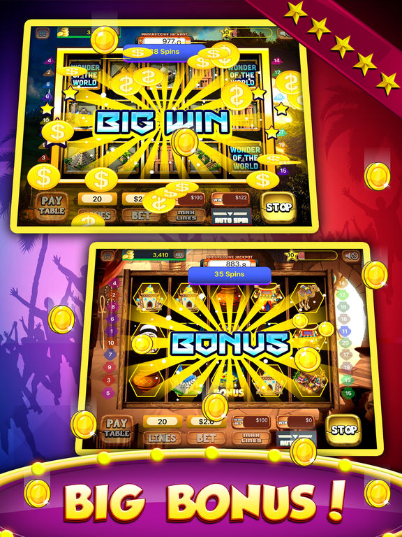 Free Slots Machines Games - Best Spin Casino in Las Vegas-ipad-1