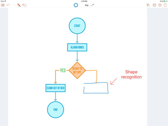 Grafio 3 - Diagrams & ideas Screenshot