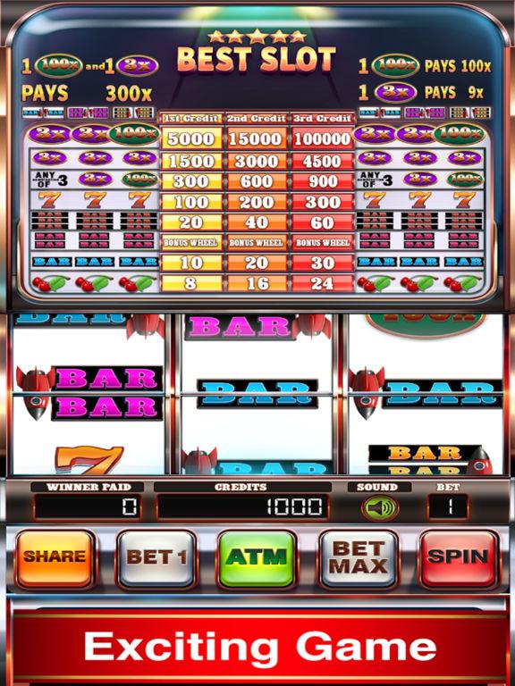 Best slot machine ios