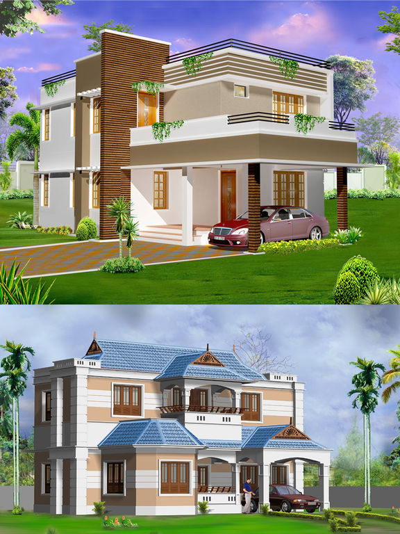65 Beautiful House Design Apps For Ipad: Beautiful Home Exterior Designs