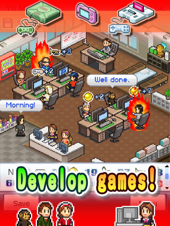 Game dev story for android latest version 2. 0. 9 | free download.