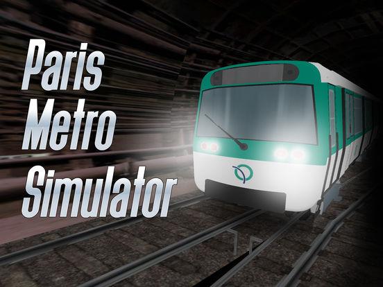 Paris Subway Simulator 3D Full Screenshots