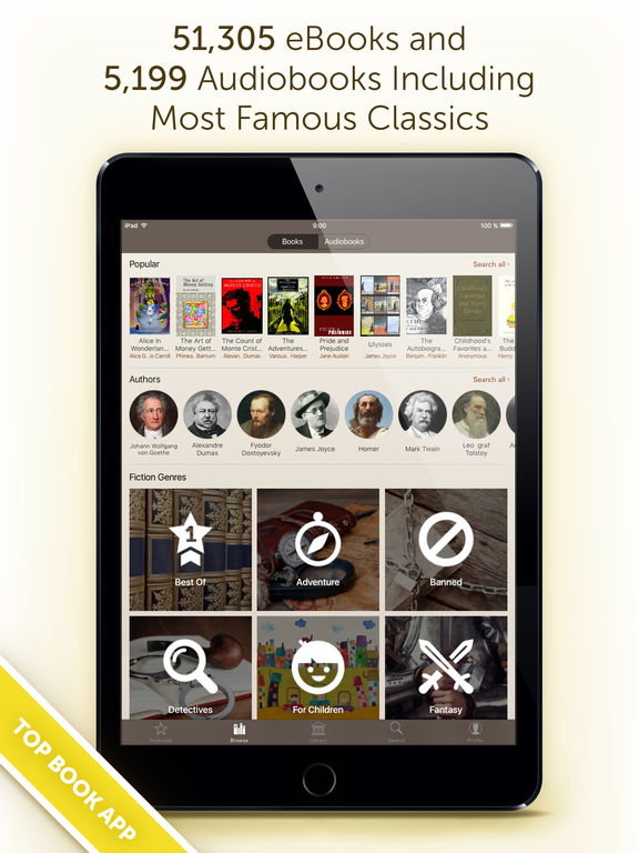The best iPad apps for book lovers - appPicker