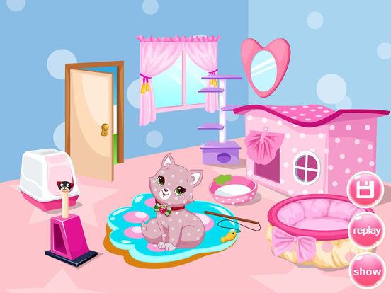 布置公主房间小游戏_App Shopper: 布置宠物房间-宝宝装扮城堡萌宠女生游戏 (Games)