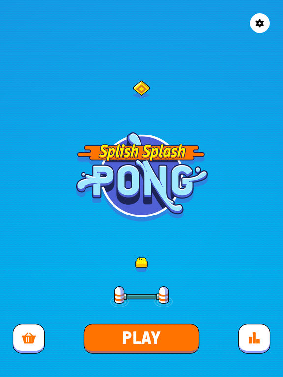 Splish Splash Pong Screenshot