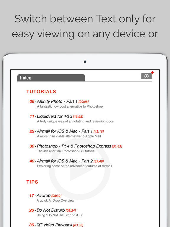 SCO Magazine: Tutorials For Mac, IPad And IPhone On The