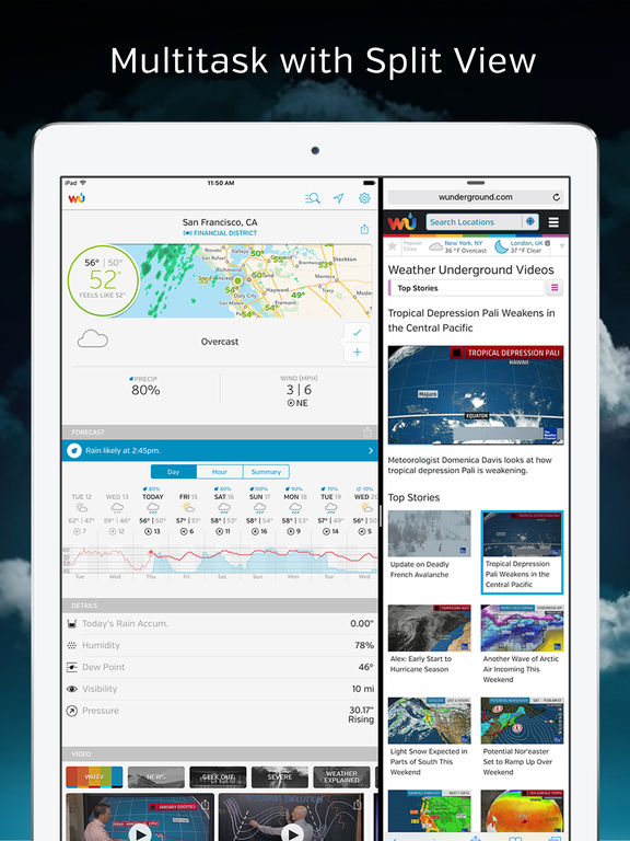 The best iPhone apps for storm alerts - appPicker