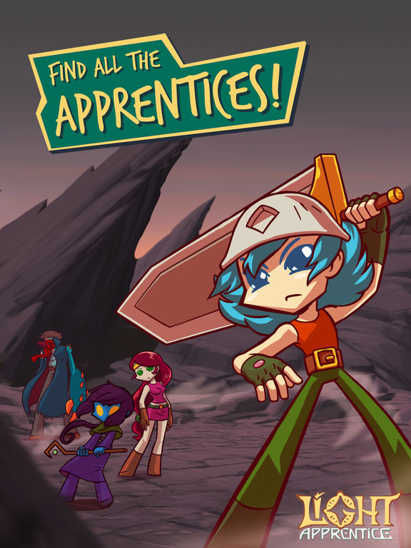 Light Apprentice Screenshot