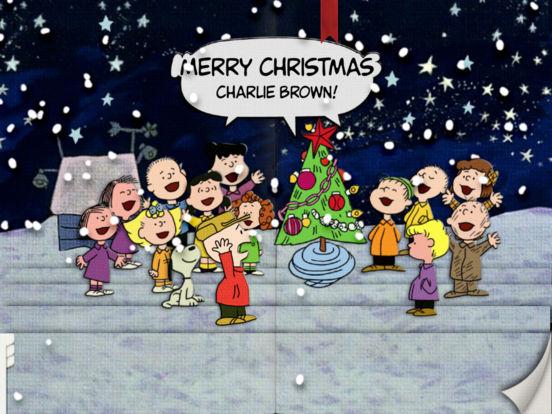 charlie brown christmas - photo #37