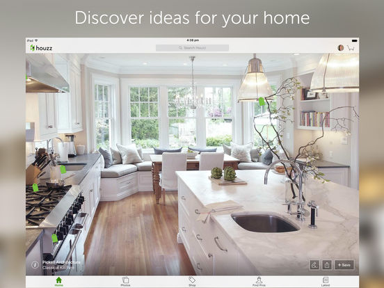 Houzz interior design ideas on the app store for Houzz interior design ideas