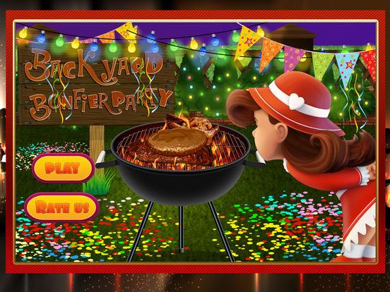 App Shopper Backyard Bonfire Party Crazy Bbq Grill