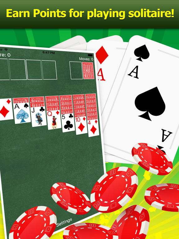 Reward App Solitaire - Gifts and Cash!-ipad-1