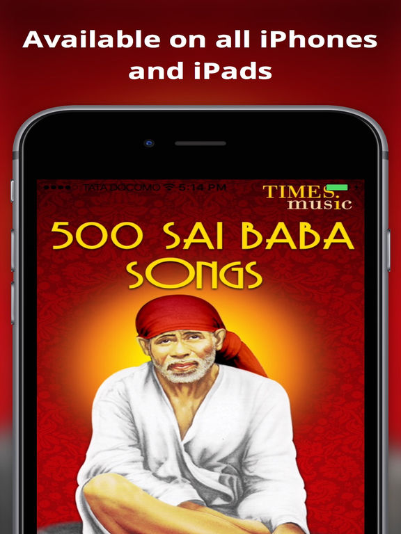App Shopper: 500 Sai Baba Songs (Entertainment
