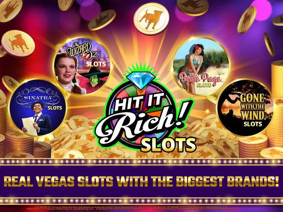 Hit It Rich Casino Slot