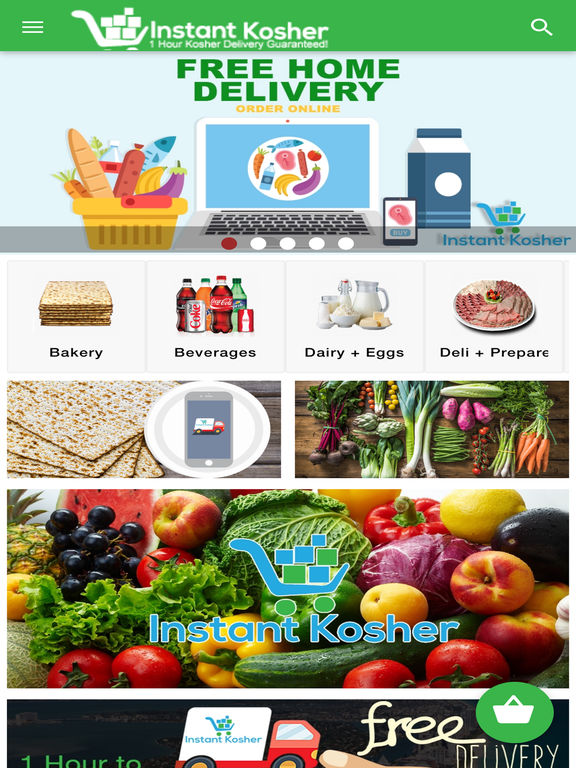 Kosher Food Delivery In Miami